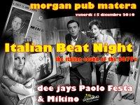 ITALIAN BEAT NIGHT