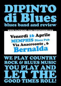 Live al Memphis Pub di Bernalda