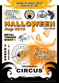 Act in Circus - Halloween