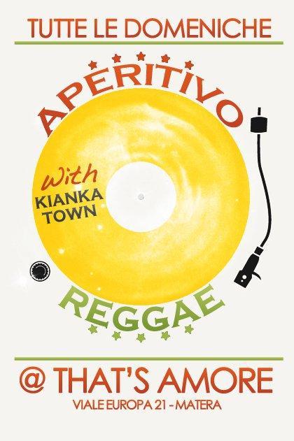 Aperitivo Reggae