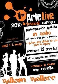 Artelive - festival canoro