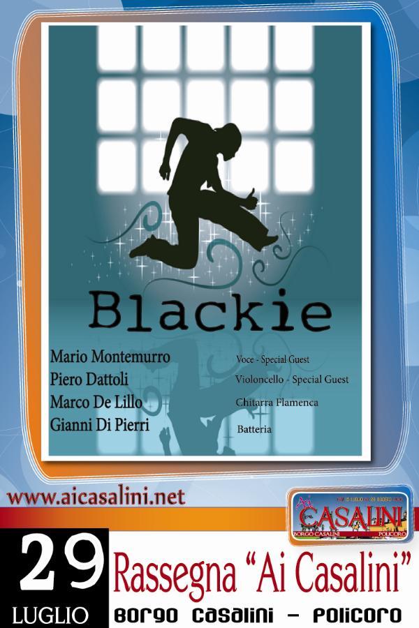 """Blackie in concerto """"Ai Casalini 2010"""""""