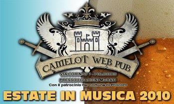 Camelot Web Pub Estate in Musica