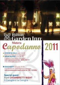 Capodanno Hilton Garden Inn