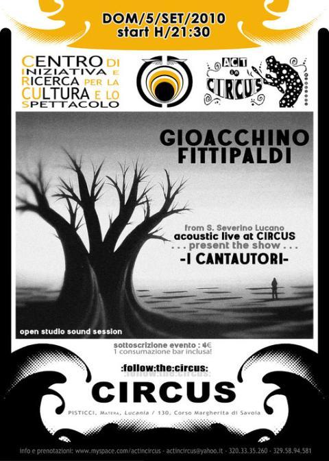 Circus 5 settembre 2010