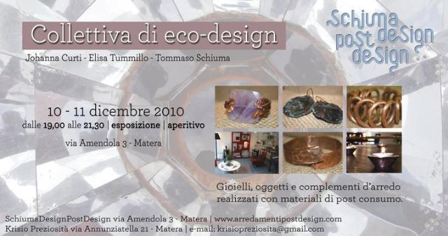 Collettiva di Eco Design