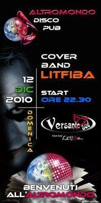 CONCERTO LIVE VERSANTE SUD 12 dicembre 2010