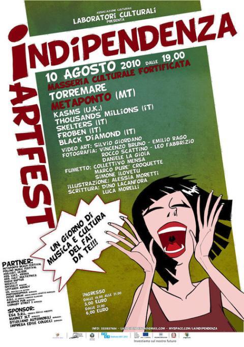 Indipendenza Art Fest 2010