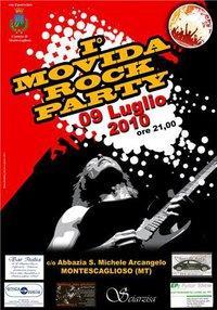 I° MOVIDA rock party