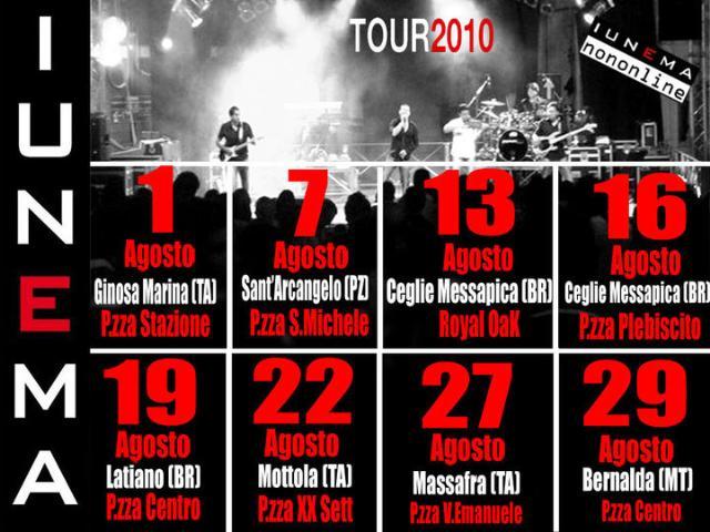 Iunema Tour