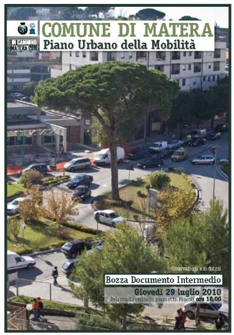 Piano Urbano della Mobilità