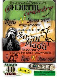 Roots ´n´ Stones Crew + SUONI MUDù