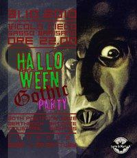 Vicolo Cieco - Halloween
