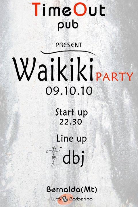 Waikiki Party