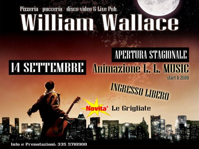 William Wallace 14 settembre 2010