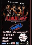 Airbag Live - Matera