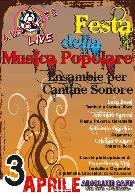 FESTA DELLA MUSICA POPOLARE - Matera