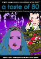 A TASTE OF 80's night - Matera
