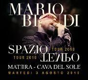 MARIO BIONDI A MATERA - Matera