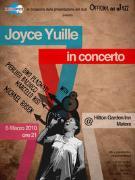 JOYCE YUILLE in concerto a Matera - Matera