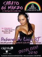 Il fascino della Musica- DJ Deborah de Luca  - Matera