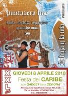 Fiesta del caribe - Matera