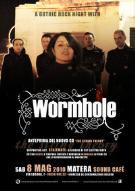Wormhole live - Matera