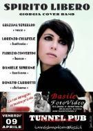 COVER GIORGIA LIVE - Matera