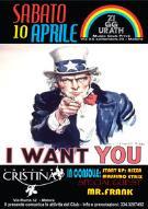 I want you - Matera