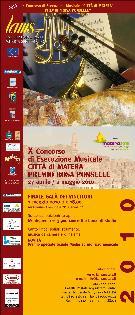 Città di Matera - Premio Rosa Ponselle edizione 2010 - Matera