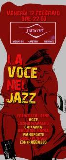 La voce nel jazz - Matera