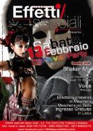 Carnival Party @ Effetti Speciali - Matera