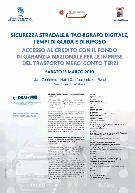 SICUREZZA STRADALE E TACHIGRAFO DIGITALE - Matera