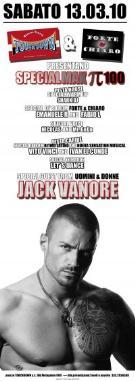 Mak-P 100 al Touch Down con JACK VANORE - Matera