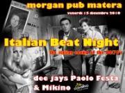 ITALIAN BEAT NIGHT - Matera