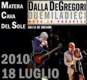 LUCIO DALLA & FRANCESCO DE GREGORI IN CONCERTO - Matera