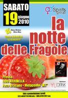 LA NOTTE DELLE FRAGOLE - Matera