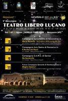 1° Rassegna Teatro Libero Lucano - Matera