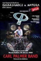 Carl Palmer trio - Matera