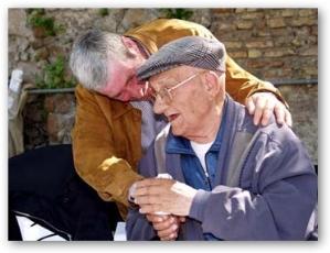 Anziano - Matera