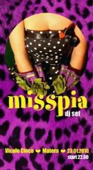 MissPia con Furore - Matera