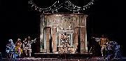 STAGIONE TEATRALE 2009/2010, Arlecchino commedia ridicolosa in musica - Matera