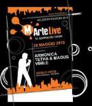Vinile-Theta & Magus-Armonica LIVE - Matera