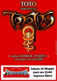 Toto Totality tribute band - Matera