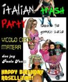 Italian Trash Party - Matera