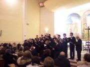 Concerto organo e coro - Matera