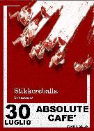 Absolute Cafè - 30 luglio 2010 - Matera