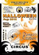 Act in Circus - Halloween - Matera