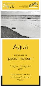 Agua di Pietro Moliterni - Matera