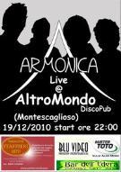 Altro Mondo Disco Pub 18 dicembre 2010 - Matera